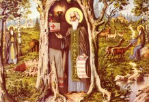 Преподобный Тихон Калужский