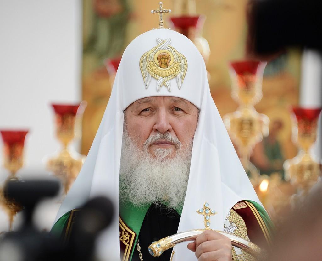 Письмо Святейшего Патриарха Московского и всея Руси Кирилла о развитии приходской жизни