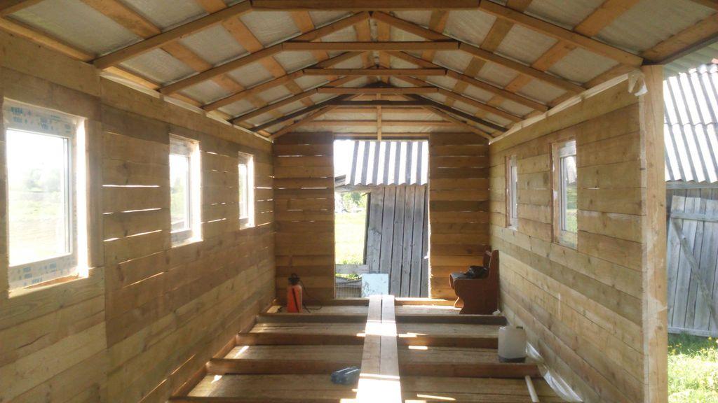 Мобильный храм нуждается в церковной утвари